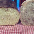 Pain au safran et pain au noix sans map
