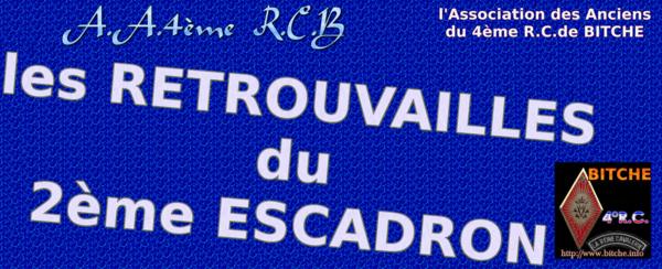 les RETROUVAILLES DU 2ème ESCADRON 002