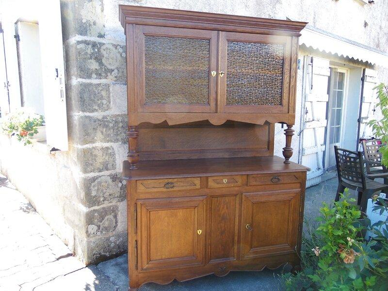 ancien vaisselier la d co de g g. Black Bedroom Furniture Sets. Home Design Ideas