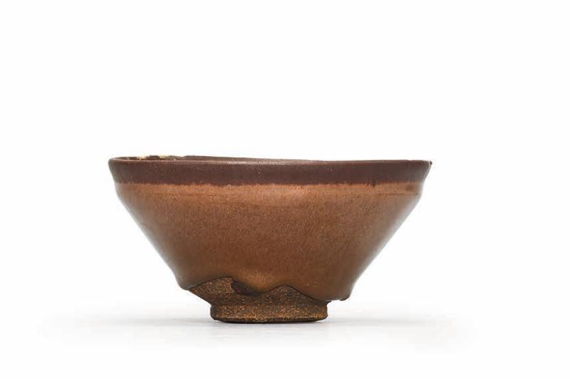 A Yaozhou russet-glazed bowl, Song Dynasty (960-1279)