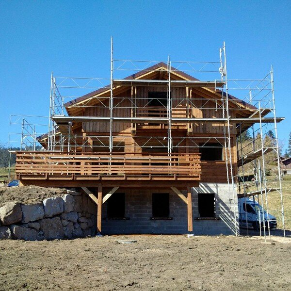 Chalet cuny