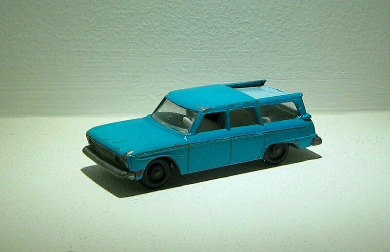 Studebaker lark wagonaire (ref 42)(Matchbox)