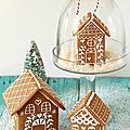 Gingerbread village: objectif janvier...