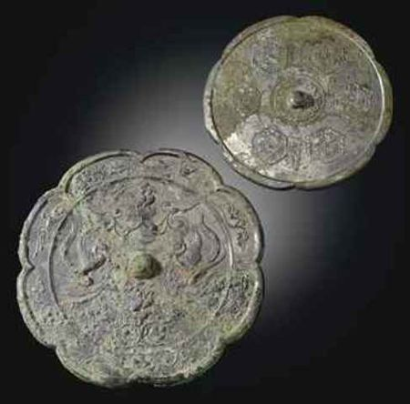 two_large_bronze_lobed_mirrors_tang_dynasty_d5418335h