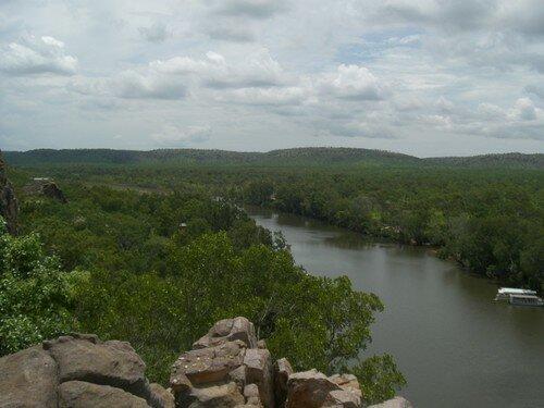 Parc national, pres de Katherine