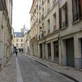 ruelle à Versailles