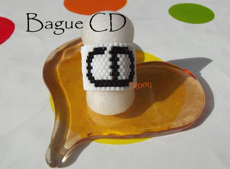 Bague CD 1