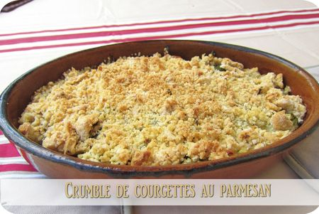 crumble courgettes parmesan (scrap1)