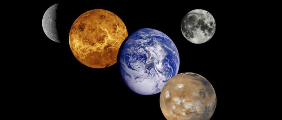Mars et Vénus....
