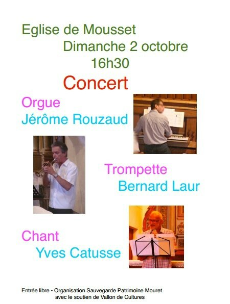 Eglise Mousset 2 octobre 2016