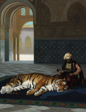 Orientalist Masters At Sotheby S Spring Auction Of 19th