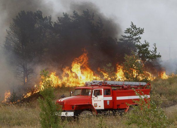 RUSSIE INCENDIES