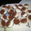 macarons au chocolat à la meringue italienne