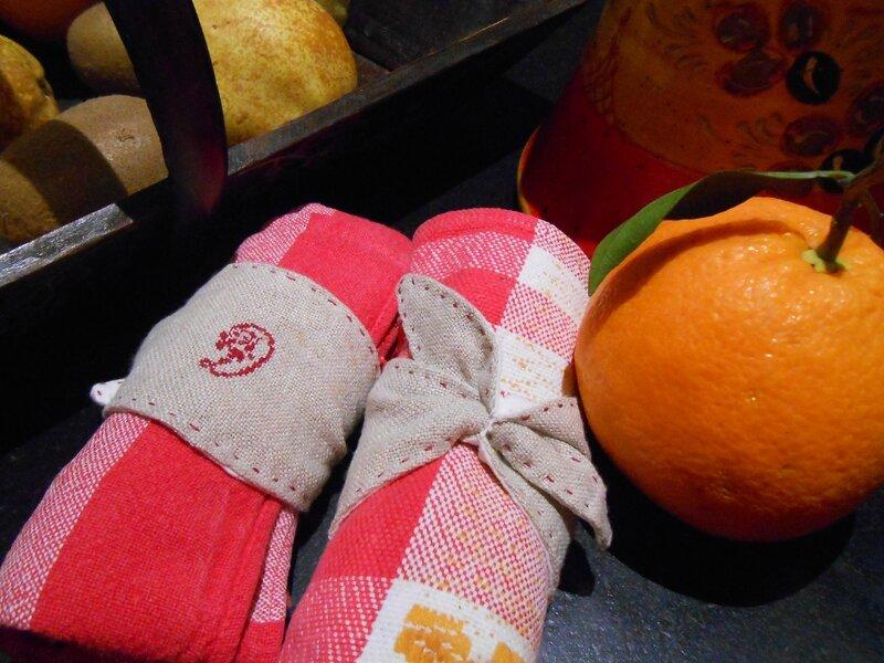 ronds de serviettes 2