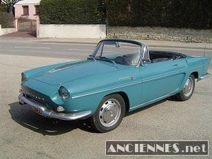 RENAULT Caravelle 1131 - 1962