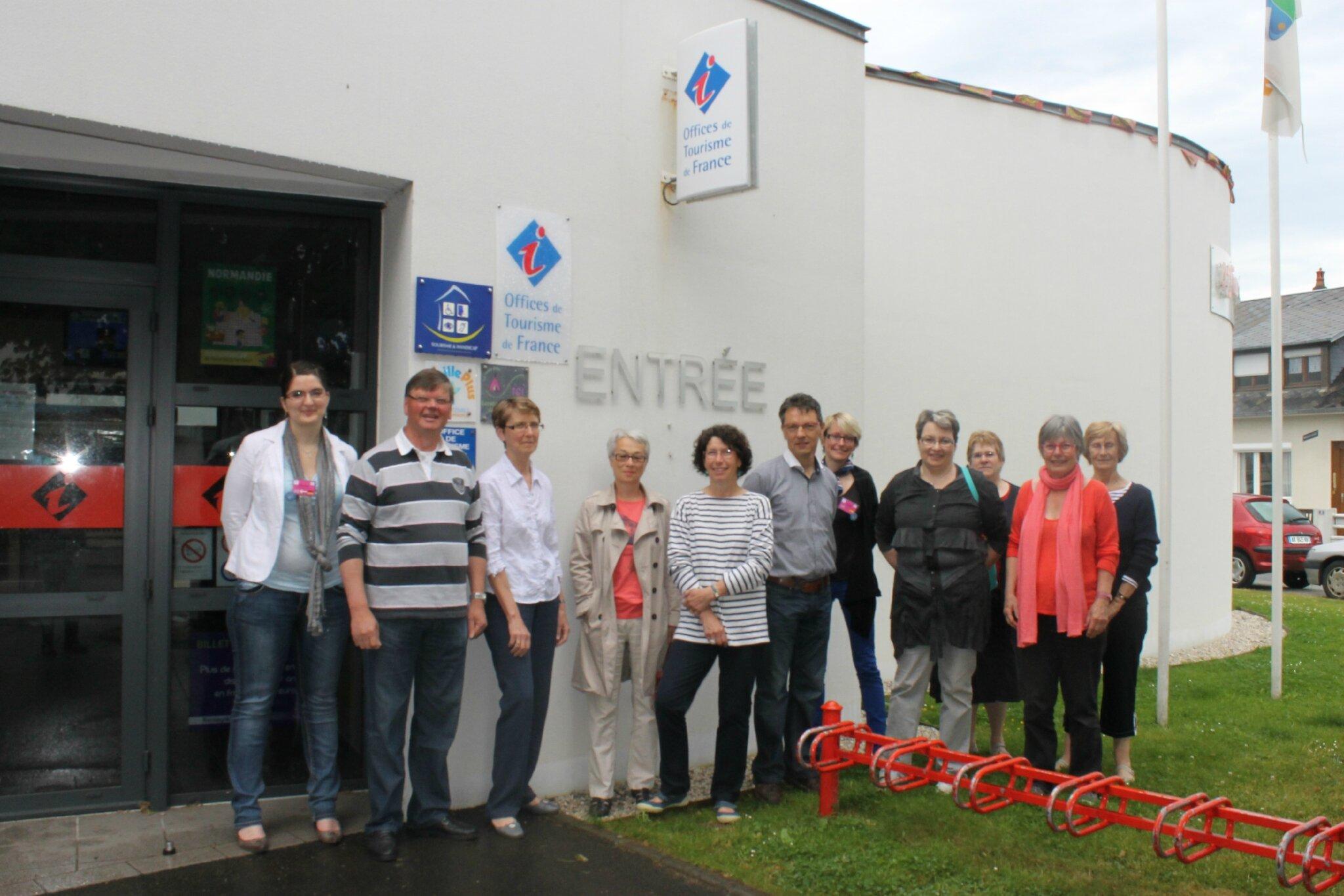 L 39 actu 39 de l 39 office de tourisme du canton de montmartin - Office du tourisme de camaret sur mer ...