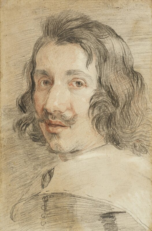 011_A portrait of a man RCIN905540