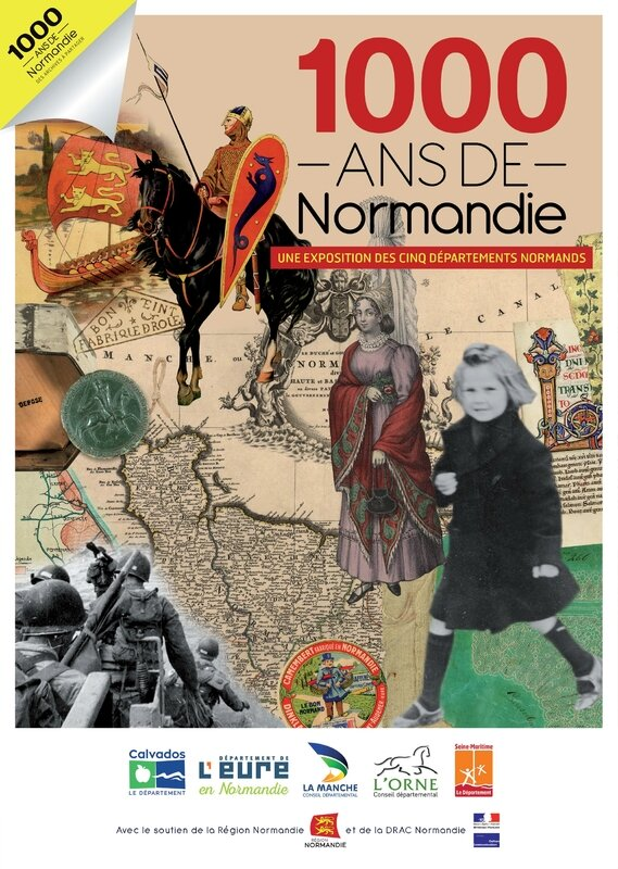 invitation-1000-ans-de-normandie