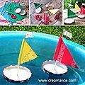 ¨°o.o bateaux récup / diy sailboat o.o°¨