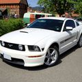 Ford mustang GT-CS (7ème bourse d'échanges autos-motos de Chatenois) 01