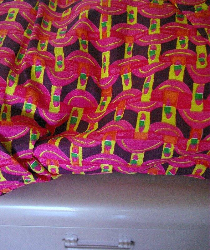 tissu graphique scandinave 2