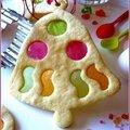 Biscuit vitrail de Pâques