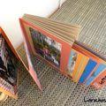 3livret+pochettes Maroc vue de dessus