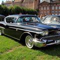 Cadillac series 62 hardtop coupe de 1958 (8ème Rohan-Locomotion) 01