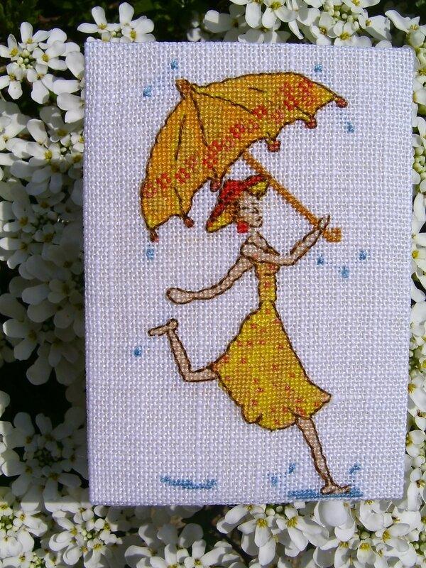 Dansons sous la pluie de Roselyne