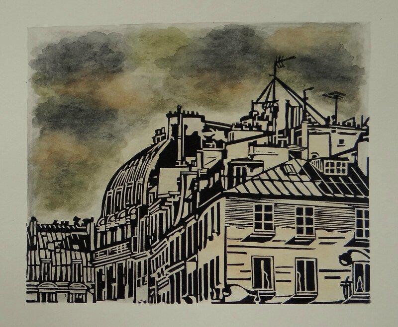 TOITS DE PARIS 3