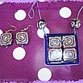 Quelques bijoux fimo