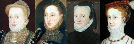 Angleterre 1565-1570
