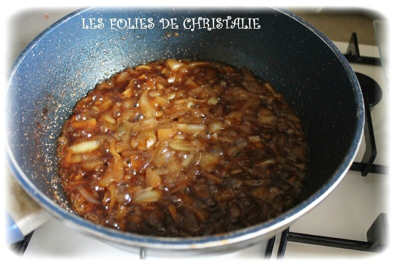 Poulet caramel 6