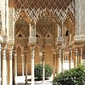 L'Alhambra. Colonnade