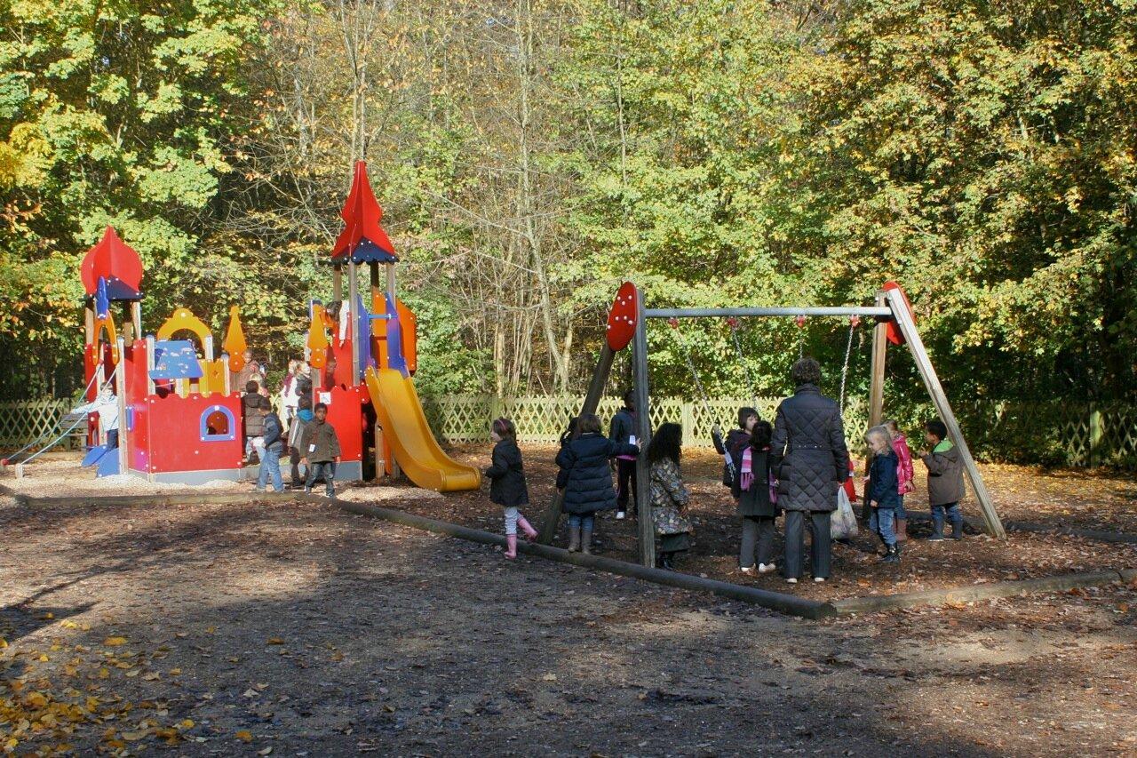 Connu Ballade au parc Henri Sellier du Plessy-Robinson - Le blog de Mimi  AB69