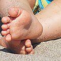 ce que j'aime ... des pieds