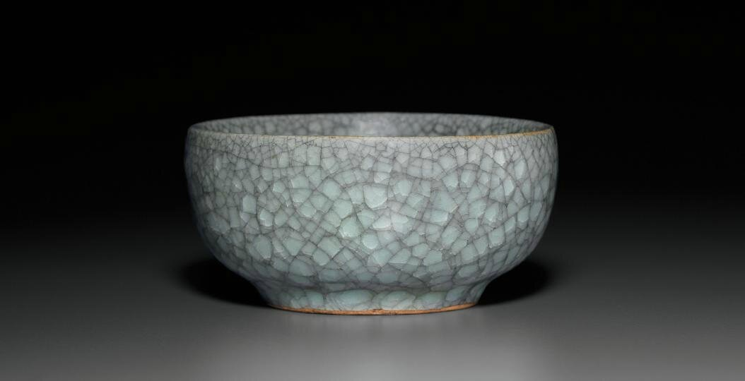 A Guan-type bowl, Late Ming-Early Qing dynasty, 17th-18th century