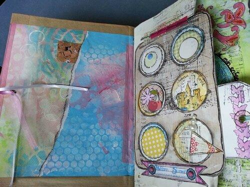 Art Journal En Vacances 4