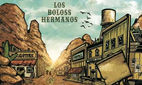 Los Boloss Hermanos Teaser djiguito chocoblog de Djigui