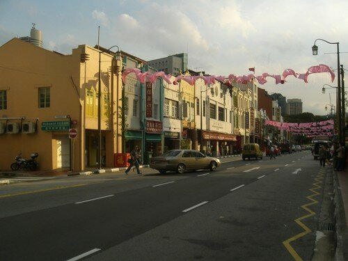 Singapour, China Town