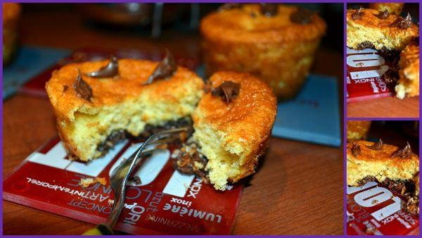 muffin nutella 1
