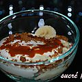 Trifle banoffee pie