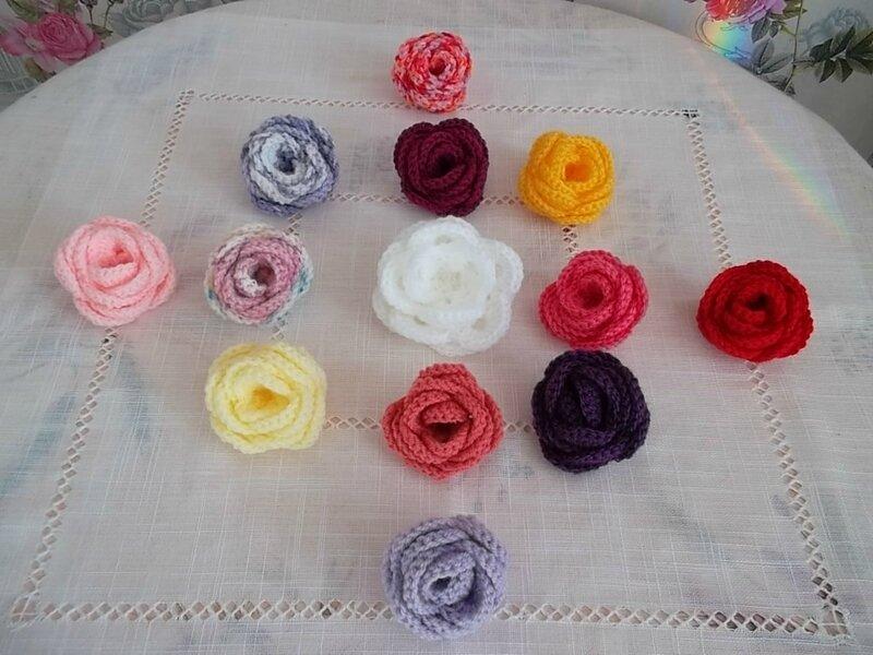 Mes jolies roses 1