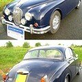 JAGUAR - MK2 3,8 L - 1961