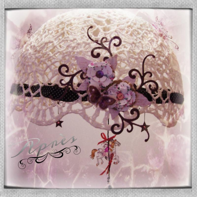 Lampe Lilou 1