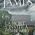 La mort s'invite à pemberley de p.d.james