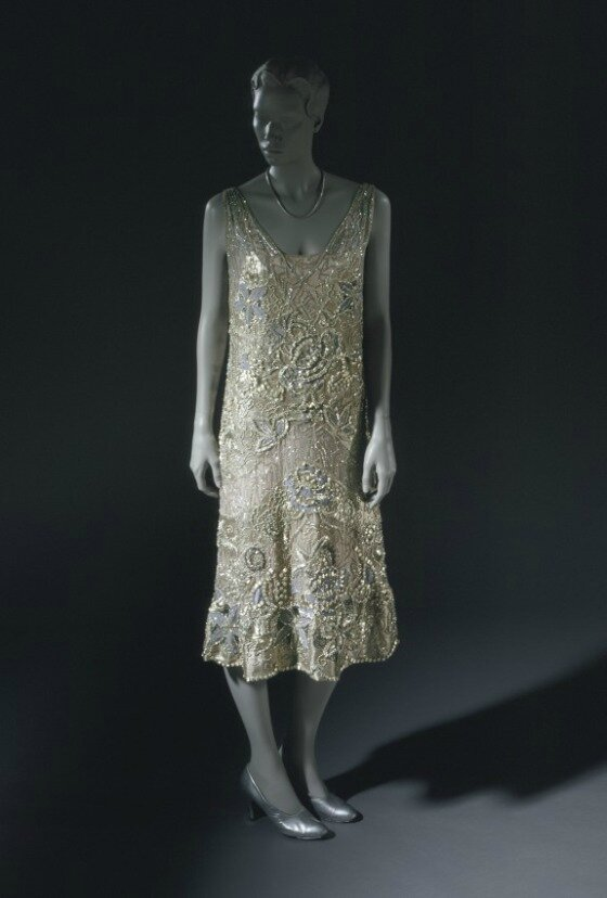 Georges Doeuillet, Woman's Evening Dress, France, circa 1926