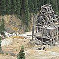 Ancienne mine de fer et d'argent