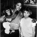 Michael jackson et donna ashlock, le 8 mars 1986
