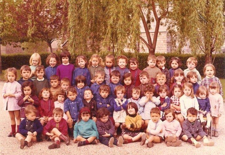 école Debussy 1969 (2)